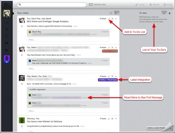 Fluent Gmail App