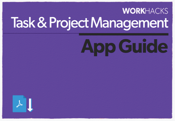 WORKHACKS Task and Project Management App Guide with Download