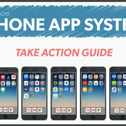 iPhone App System Take Action Guide