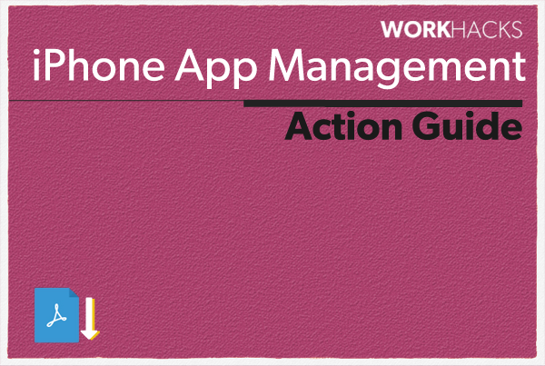 iPhone App System Action Guide