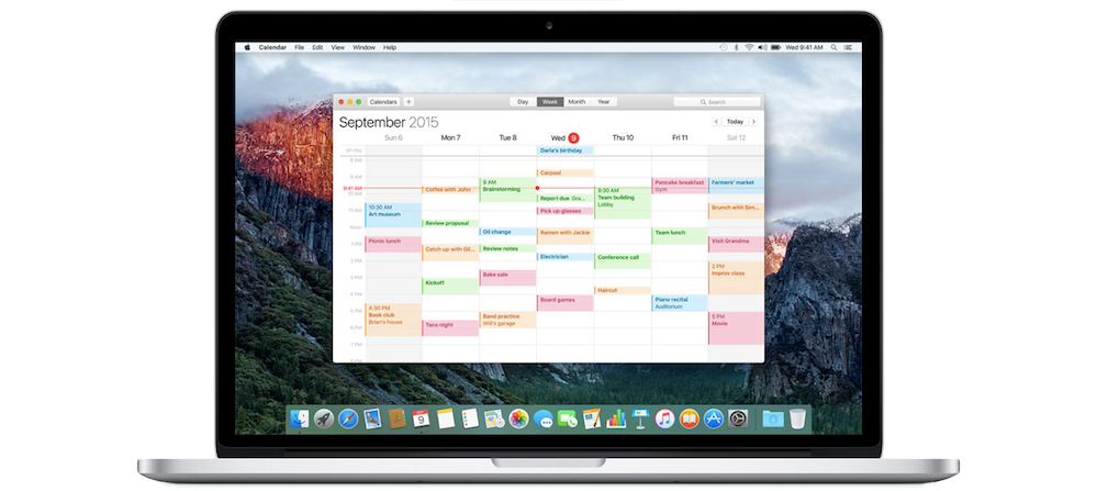 how to delete a google calendar mac